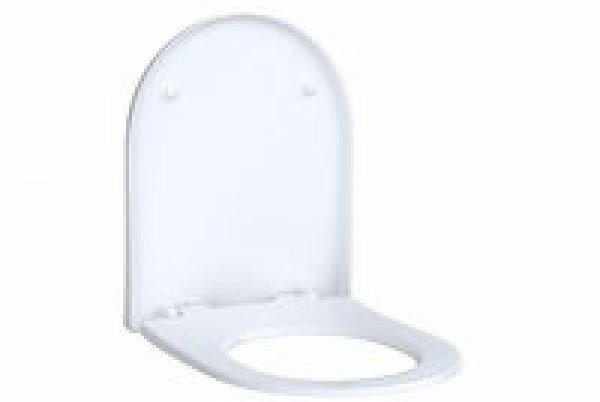 keramag acanto wc sitz slim mit deckel 500605 absenkautomatik. Black Bedroom Furniture Sets. Home Design Ideas