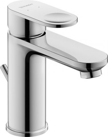 Duravit B.3 Single lever washbasin mixer S, B31010, with pop-up waste, 111 mm projection