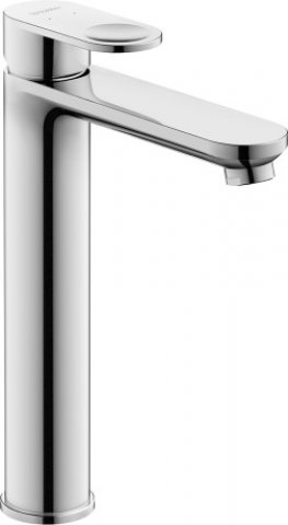 Duravit B.3 Single lever basin mixer L, B31030, without pop-up waste, projection 152 mm