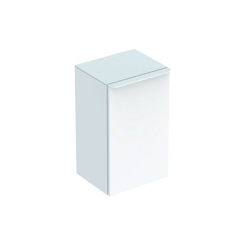Geberit Smyle Square side cabinet, 500360, 36x60x32.6cm, with 1 door opening to the left