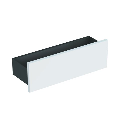 Geberit Smyle Square wall shelf, 500362, 45x14.8x14.3 cm