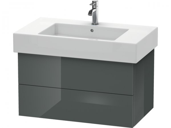 duravit delos waschtischunterschrank wandh ngend 6320 800mm f r vero. Black Bedroom Furniture Sets. Home Design Ideas