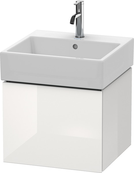 Duravit L-Cube Vanity unit wall-mounted, 1 pull-out, 48.4 x 45.9 cm, for Vero Air 235050