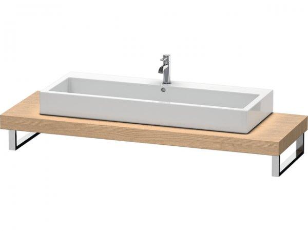 duravit fogo konsole variabel 089c 900mm mit einem ausschnitt. Black Bedroom Furniture Sets. Home Design Ideas