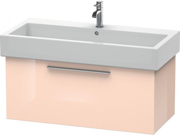 duravit fogo waschtischunterschrank wandh ngend 9556 mit 1 auszug 950mm. Black Bedroom Furniture Sets. Home Design Ideas