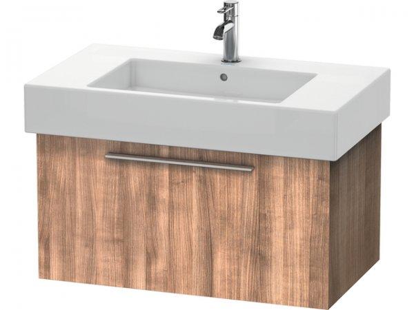 duravit fogo waschtischunterschrank wandh ngend 9572 mit 1 auszug 800mm. Black Bedroom Furniture Sets. Home Design Ideas