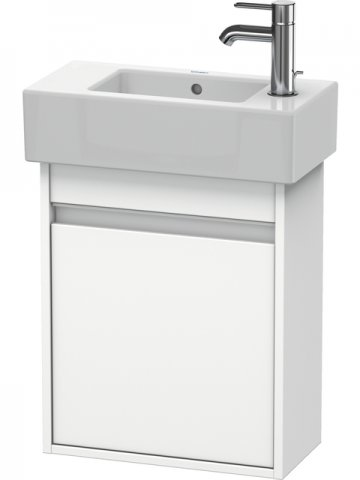 duravit ketho waschtischunterschrank wandh ngend 6629 450mm f r vero. Black Bedroom Furniture Sets. Home Design Ideas