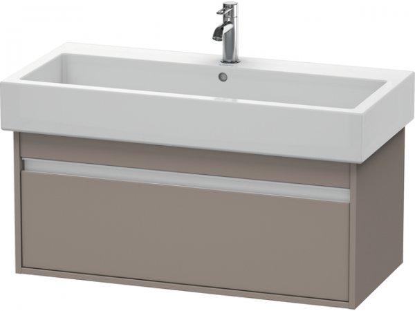 duravit ketho waschtischunterschrank wandh ngend 6688 950mm f r vero. Black Bedroom Furniture Sets. Home Design Ideas