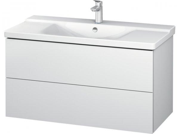 duravit l cube waschtischunterbau wandh ngend 2 schubk sten f r 233210. Black Bedroom Furniture Sets. Home Design Ideas