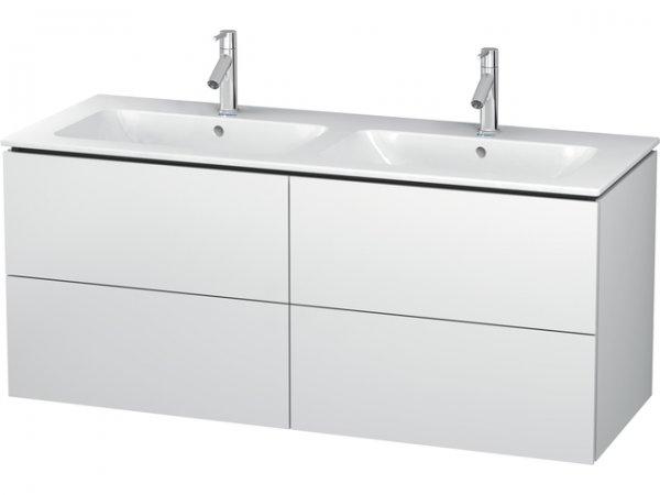 duravit l cube waschtischunterbau wandh ngend lc6259. Black Bedroom Furniture Sets. Home Design Ideas