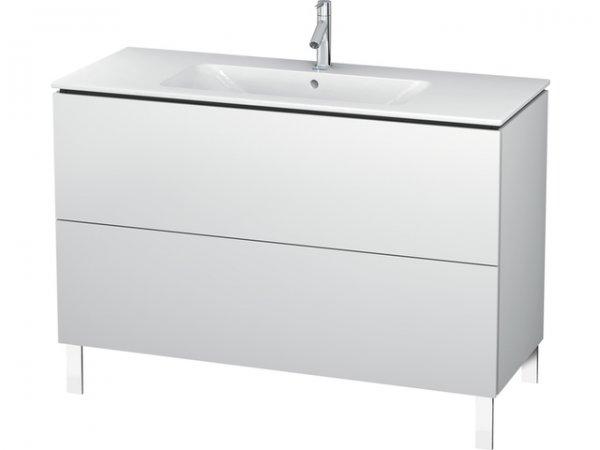 duravit l cube waschtischunterbau stehend 2 ausz ge lc6628. Black Bedroom Furniture Sets. Home Design Ideas
