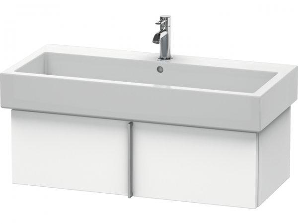 duravit vero waschtischunetschrank wandh ngend 6107 1 auszug 950mm. Black Bedroom Furniture Sets. Home Design Ideas