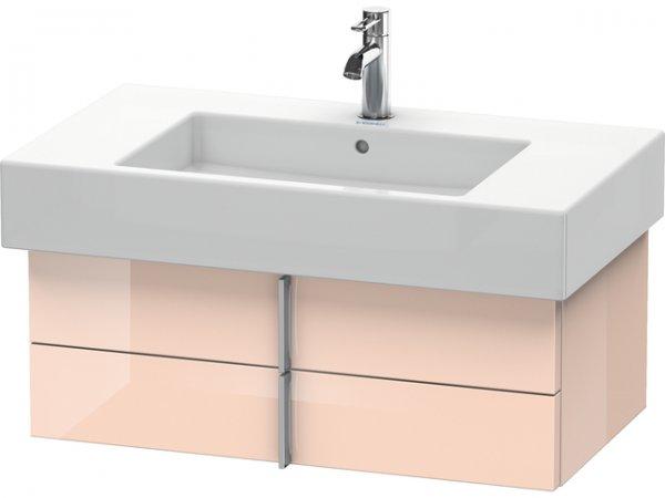 duravit vero waschtischunetschrank wandh ngend 6213 2 schubk sten. Black Bedroom Furniture Sets. Home Design Ideas