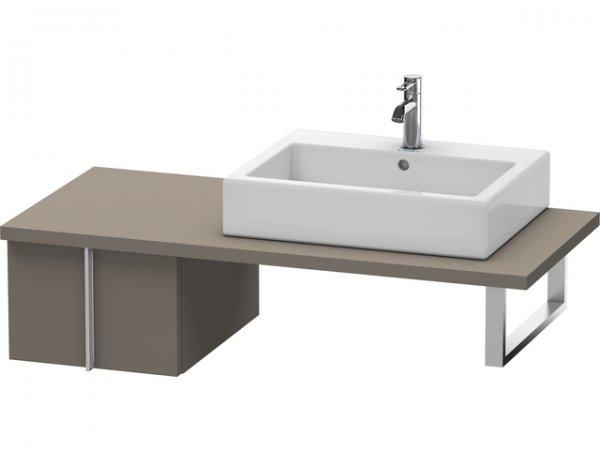 duravit vero unterschrank f r konsole 6557 1 auszug 400mm. Black Bedroom Furniture Sets. Home Design Ideas