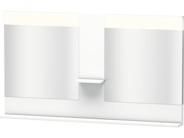 duravit vero spiegel mit ablagefl chen mittig und unten 7361 1400mm. Black Bedroom Furniture Sets. Home Design Ideas
