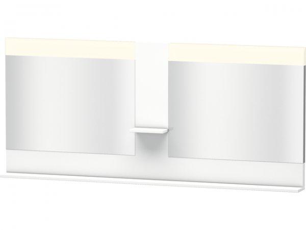 duravit vero spiegel mit ablagefl chen mittig und unten 7362 1800mm. Black Bedroom Furniture Sets. Home Design Ideas
