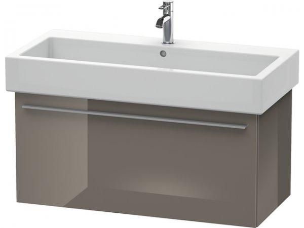 duravit x large waschtischunterschrank wandh ngend 6045 750mm f r vero. Black Bedroom Furniture Sets. Home Design Ideas