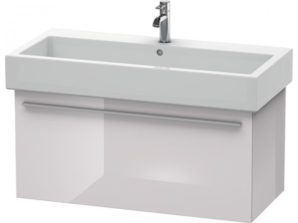 Duravit X-Large Vanity unit wall-mounted 6046, 1 drawer, 950mm, for Vero
