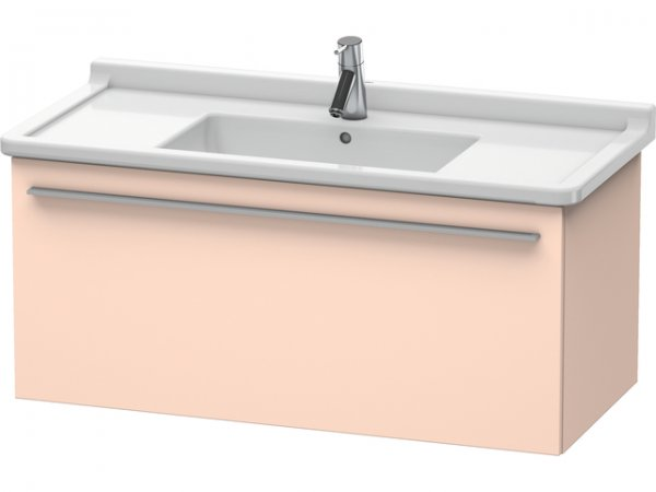 duravit x large waschtischunterschrank wandh ngend 6058. Black Bedroom Furniture Sets. Home Design Ideas
