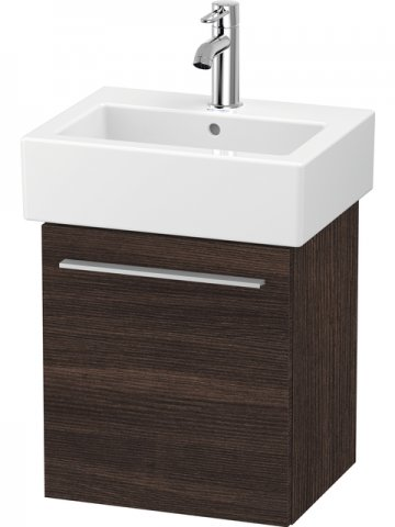 Duravit X-Large Vanity unit wall-mounted 6209, 1 wooden door, right-hinged, 400mm for Vero
