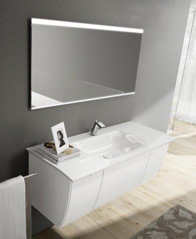 burgbad cala neu leuchtspiegel mit beleuchtung breite 1200 mm. Black Bedroom Furniture Sets. Home Design Ideas