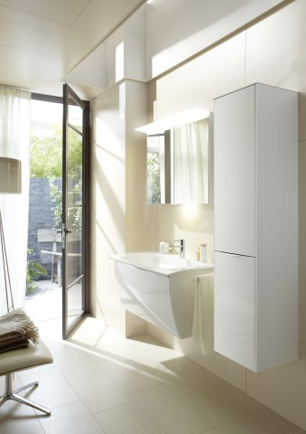 burgbad cala neu spiegelschrank mit wt beleuchtung breite 920 mm. Black Bedroom Furniture Sets. Home Design Ideas