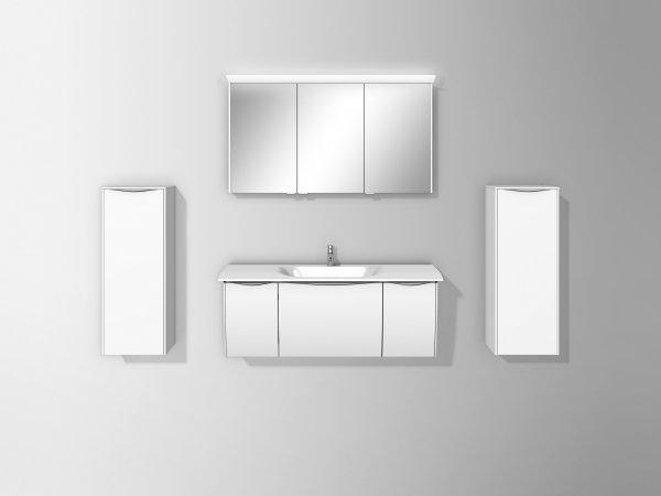 burgbad cala neu spiegelschrank anschlag rechts breite 1220 mm. Black Bedroom Furniture Sets. Home Design Ideas