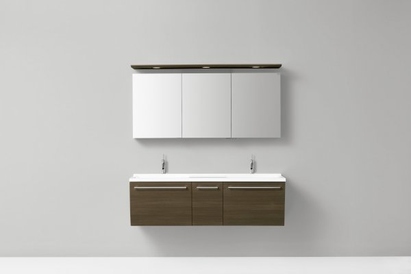burgbad cala spiegelschrank t ranschlag rechts breite 1500mm. Black Bedroom Furniture Sets. Home Design Ideas