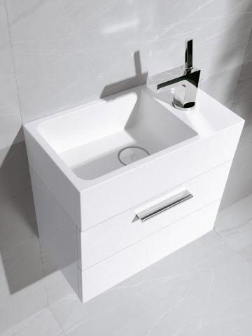 burgbad crono g ste bad mineralguss waschtisch inklusive unterschrank. Black Bedroom Furniture Sets. Home Design Ideas