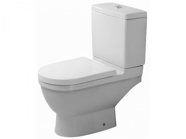 duravit stand wc kombi starck 3 65 5cm abgang waagerecht weiss. Black Bedroom Furniture Sets. Home Design Ideas
