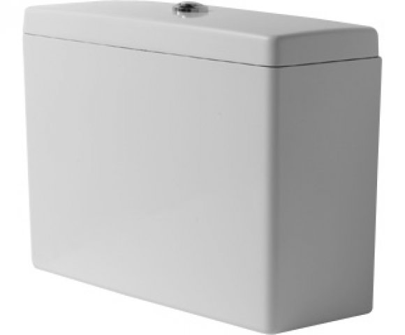 Duravit cistern Starck 3, connection bottom left or middle