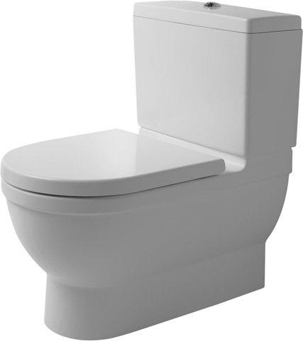 duravit big toilet starck 3 74cm f r sp lkasten. Black Bedroom Furniture Sets. Home Design Ideas