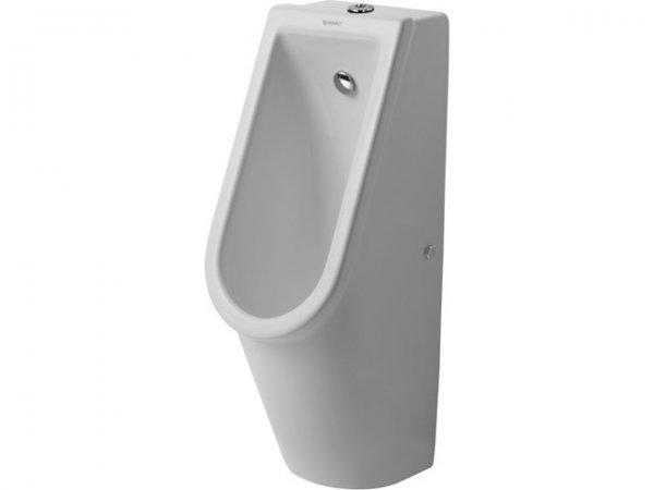 duravit urinal starck 3 zulauf von oben inklusive sp ld se ohne deckel. Black Bedroom Furniture Sets. Home Design Ideas
