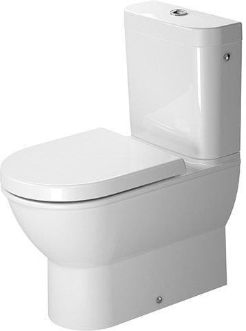 duravit darling new stand wc 213809 f r aufgesetzten sp lkasten. Black Bedroom Furniture Sets. Home Design Ideas
