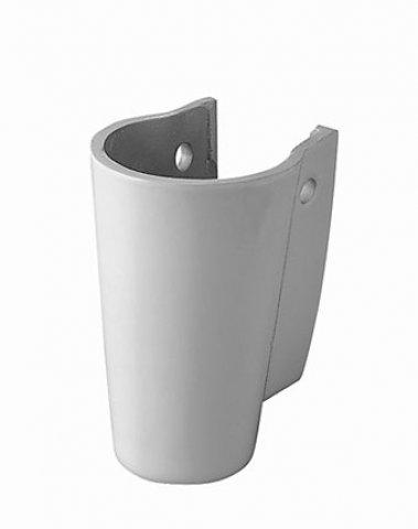 Duravit Halbsäule Starck 2 für Handwaschbecken 38cm