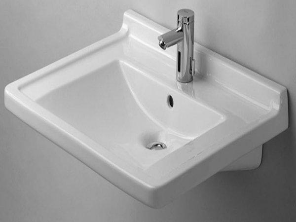 duravit waschtisch starck 3 vital 70cm 1 hahnloch. Black Bedroom Furniture Sets. Home Design Ideas