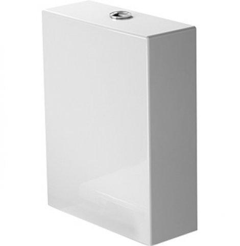 Duravit Starck 2 WC-Spülkasten, Anschluss links, verdeckt