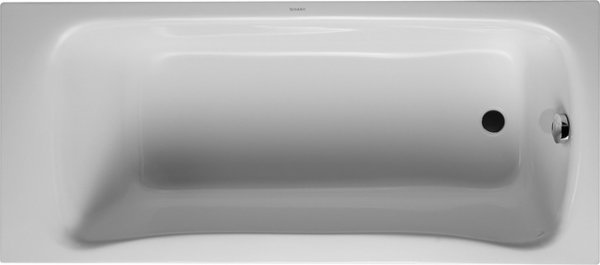 duravit whirlpool puravida 1700x750mm ecke links jetsystem. Black Bedroom Furniture Sets. Home Design Ideas