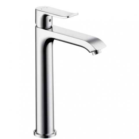 Hansgrohe Metris single-lever basin mixer 200 with pop-up waste 31183000