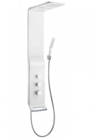 hansgrohe raindance lift duschpaneel aufputz wei chrom. Black Bedroom Furniture Sets. Home Design Ideas