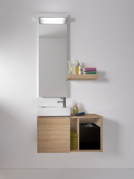 Geberit iCon double washbasin 120x48,5cm white, 124120