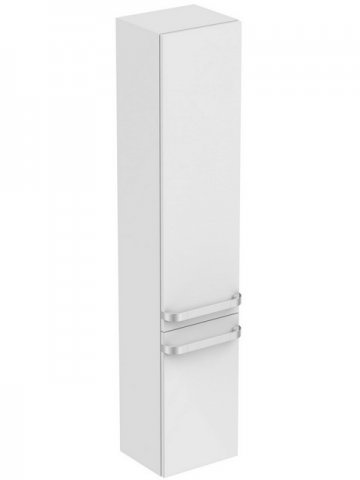 Ideal Standard TONIC II Tall cabinet, 350mm, stop right, 2 doors R4315