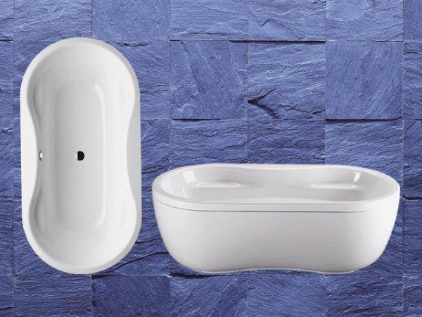 kaldewei mega duo oval 184 180x90cm. Black Bedroom Furniture Sets. Home Design Ideas