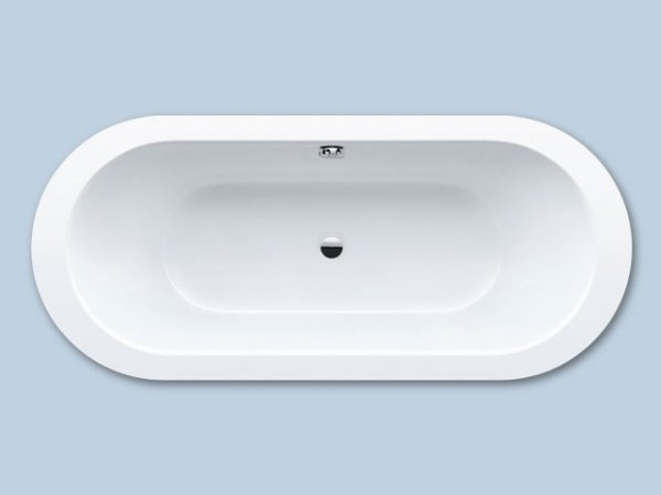 kaldewei classic duo oval wide 115 180x80cm 29160001. Black Bedroom Furniture Sets. Home Design Ideas