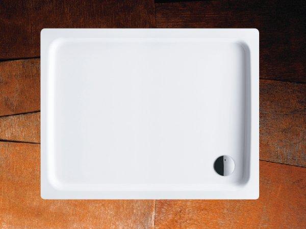 duschwanne stahl 80 120 2 5 preisvergleich die besten angebote online kaufen. Black Bedroom Furniture Sets. Home Design Ideas