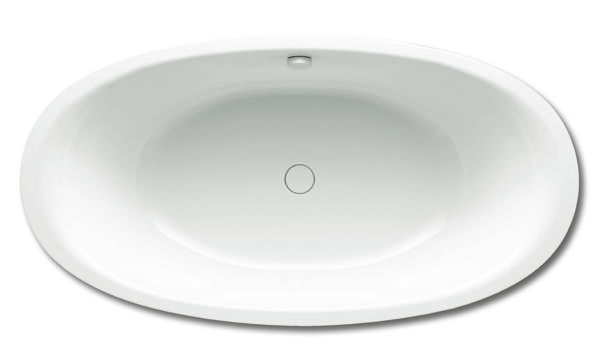 Kaldewei Ellipso Duo Oval 232-7, free standing 190x100cm