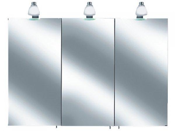 Spiegelschrank Mit Beleuchtung Keuco : Keuco Royal 30 Spiegelschrank 05603, 3 Drehtüren, Seitenverspiegelung