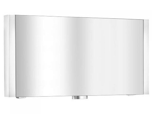 keuco royal metropol spiegelschrank 14003 1 schwenkt r 1300mm. Black Bedroom Furniture Sets. Home Design Ideas