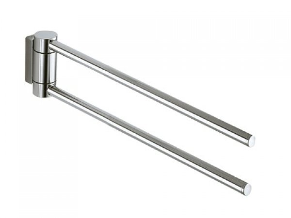 Keuco Plan towel rail 14919, chrome-plated, 300mm