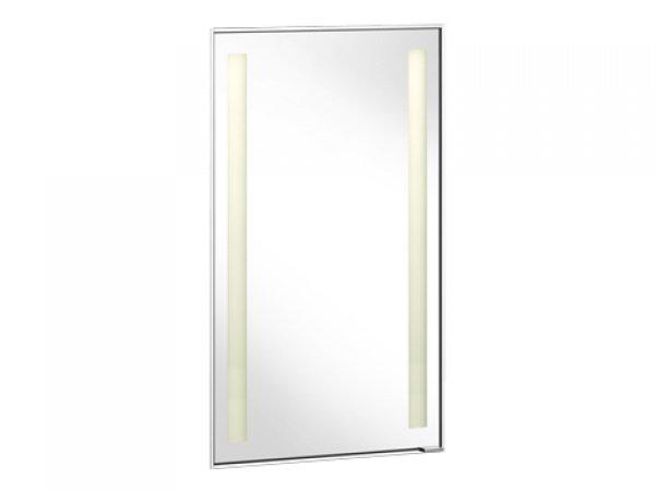 keuco royal integral spiegelschrank 26016 beleuchtet links abdeckprofil 15mm 611mm. Black Bedroom Furniture Sets. Home Design Ideas